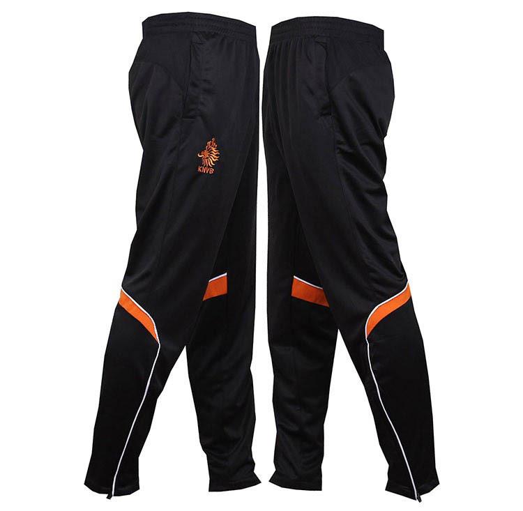 Netherlands Soccer Training Pants Football Training Leggings Soccer Capri Skinny Sports Trousers Size L-4XL Free Shipping(China (Mainland))