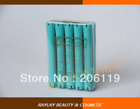 A010-7 Professional plastic blue cold wave salon standard hair roller with 10 different sizes (10pcs/bag)