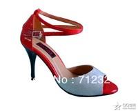 Sexy Salsa Dance Shoes Women's Latin Dancing Shoe High Quality EUR Size 34-43  WL172