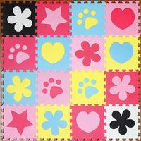 Free Shipping Meitoku middlebury eva foam mats child puzzle mats baby crawling mat