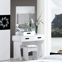 Fasi Deng Fort dresser modern minimalist white dressing table dressing tables Vanities Korean countryside special