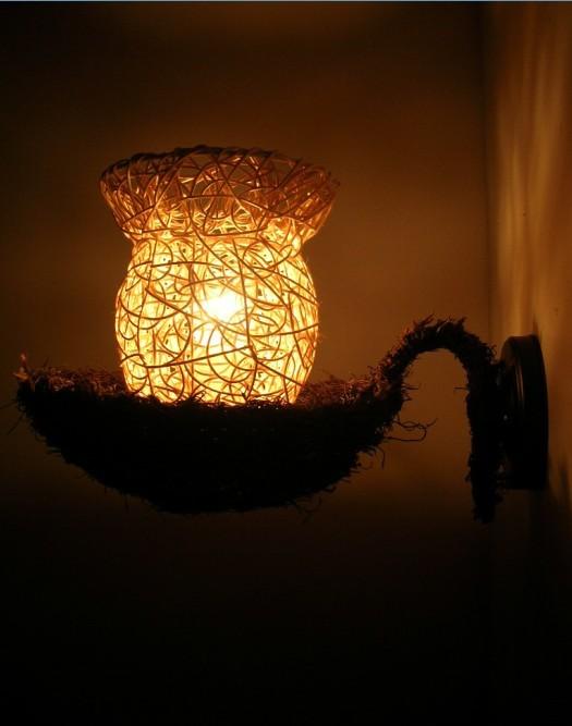 Online kopen wholesale rotan wandverlichting uit china rotan wandverlichting groothandel - Nachtkastje schans ...