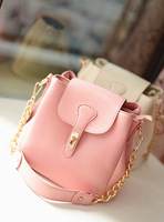 2013 hot-selling fashion vintage high quality leather casual women's portable messenger bag handbag