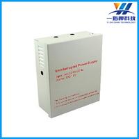 Access control power box 12v3a access control power supply access control power box ups power supply for access control