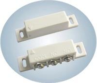 Wooden door magnetic access control access control residential 90-degree electronic door sensor wired door magnetic 2 pieces/lot