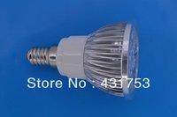 E14  LED Spot Light  12W  (4 * 3W)   85-265V/AC warm white / white / cool white bulb free shipping ( high brightness )