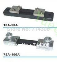 Flat Plate style DC current shunt  FL-2 10-50A  100A 250A 300A 400A 500A 600A 750A 1000A 1500A