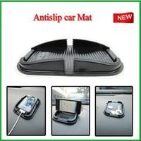 Multi-functional car Anti Slip pad Rubber Mobile Phone Shelf Antislip Mat For GPS/ MP3/ IPhone/ Cell Phone Holder 6455