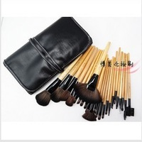 Professional Makeup Brush Sets 24pcs With Carry Bag High Quality@!#