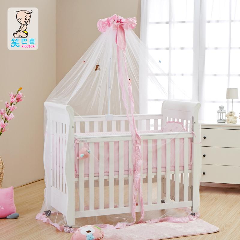Mosquiteros para cunas de beb s imagui - Mosquiteras para camas ...
