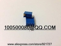 Free shipping 50x 3296 W High Precision Variable Resistor Potentiometer Trimmer 103 10k ohm