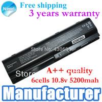 5200mah Laptop Battery For hp TouchSmart Tm2 tm2-1000 tm2-1001tx tm2-1001xx tm2-1005tx  WD547AA 582215-241 HSTNN-XB0Q HSTNN-DB0Q