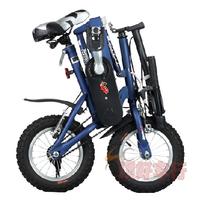 Mini portable folding bike metro fitq12 folding bicycle accessories
