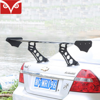 Automobile tail two-box general full aluminum alloy punch clip-on refit tailplane