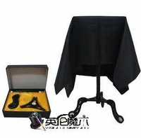 Plastic floating tables carry table disassembly table magic props