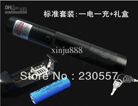 - Free Shipping 808nm Red Laser Pointer 5000MW Laser Pen adjustable star burn match light cigarette with two keys