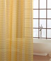 Colorful 3d eva shower curtain