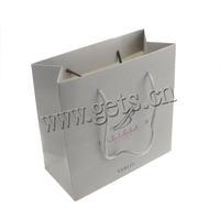 Free shipping!!!Shopping Bag,2013 womens european fashion, Paper, Rectangle, mixed, grey, 150x150x70mm, 10PCs/Bag, Sold By Bag