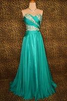 sweetheart chiffon prom  dress size 6-8-10-12-14