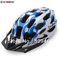 INBIK E coaster ride mountain bike helmet bike helmet dead integrally molded helmet riding equipment