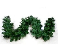Christmas decoration of rattan 2.7 meters wedding supplies vigoreux garland costumes