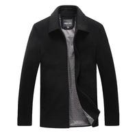 2014 New Men clothes Jakects For Mens Coat Men's Winter and Autumn Outdoor Jacket Casual Overcoat Full size M L XL XXL XXXL