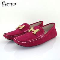 Free shipping Women's shoes Genuine Leather Casual Shoes Flats Shoes New arrival fashion Doug shoes Relogio