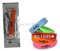 2000pcs Free Fedex DHL UPS shipping Mosquito Repellent Bracelet Mosquito Bangle Mosquito Repellent strap