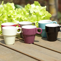 Fashion personality small cup espresso coffee cup glass cup 4