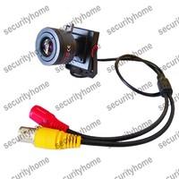 "Mini HD 1/3.5"" CMOS 800TVL 6-15mm Adjust ZOOM Lens cctv Box camera system"