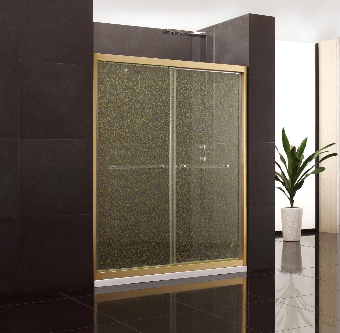 Badkamer douche scherm kopen wholesale bathroom trolley uit china wegklapbare douchecabine - Glazen kamer bad ...