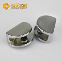 Glass clamp fitted clip glass shelf clip thickening shelf clip thickening glass clip 6-8mm