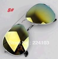Free delivery brand color film men and women sunglasses 3025 sunglasses