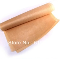New Fiberglass Cloth Anti-oil Linoleum High Temperature Nonstick Thick BBQ Oven Baking Cloth Mat Reuse Oil Paper 60 * 40cm