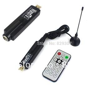 Dongle WandTV USB 2.0 DVB-T Digital TV Tuner Receiver Adapter + CD
