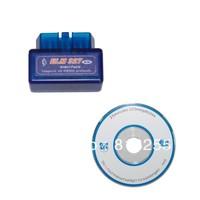 2013 Latest Version V1.5 Super mini elm 327 Bluetooth OBDii / OBD2 Wireless Mini elm327 Works on Android Torque Free Shipping