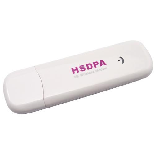 New WCDMA 7.2Mbps 3G HSDPA Wireless USB Modem MSM6280 function Computer HSDPA USB Modem 3.5G Wireless Internet For Laptops(China (Mainland))