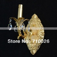 fashion golden color wall lmap  --- free shipping