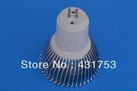12W (4 * 3W) GU5.3LED spotlights LED lamp 85-265V AC warm white / white / cool white bulb free shipping ( high brightness )