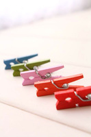 multicolour mini clip small clip handmade accessories clothes decoration interspersion