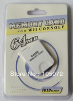 New 64MB  memory card for Wii and GameCube