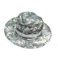 Tactical Hunting ACU Army Marine Bucket Jungle Cotton Military Boonie Hat Cap