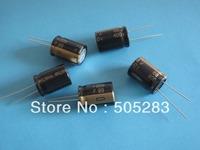 10PCS  400V 68UF 18x25 Lelon TH Aluminum Electrolytic Capacitor  68UF/400V