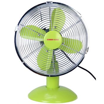 Slood fan lift floor fan ftp30ii antique metal fan copper motor