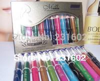 24 pcs  Mini Eyeline liner  Pencils 12 Colour Eyeliners