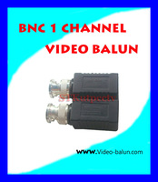 NEW products & Free shipping  1 channel passive video balun, Transmit distance :300M. (with passive video balun)