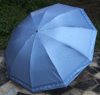 Newest Large vinyl the ultra strong anti-uv sunscreen umbrella folding umbrella folding umbrella