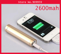 Perfect! Quality 2600mah USB Power Bank Portable External Battery for Samsung Galaxy S3 I9300 S2