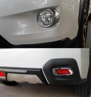 Subaru xv front and rear fog lamp cover xv front and rear fog lamp box xv fog lamp cover new arrival refires