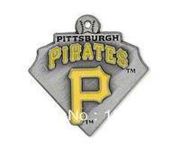 Free shipping 10pcs a  lot  single-sided Pittsburgh Pirates  charm